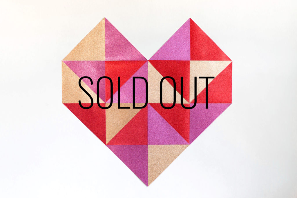 LITTLE LOVE SOLD OUT