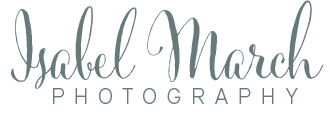 Isabel March Photography | The Blog | logo